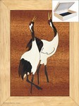 Cranes Call - Jewelry Box 4x5