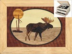 Da Moose - Jewelry Box 2 Drawer