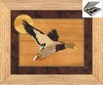 The Mallards Flight - Jewelry Box 10x12