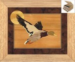 The Mallards Flight - Jewelry Box 3 Drawer