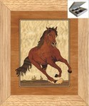 The Stallion - Jewelry Box 10x12