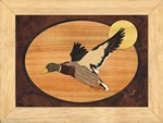 The Mallards Flight - Wall Art 6x8