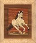 The Stallion - Wall Art 10x12