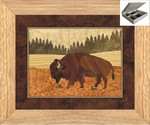 Buffalo - Jewelry Box 10x12