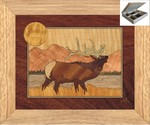The Elk Calls - Jewelry Box 10x12