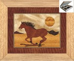 The Mustang - Jewelry Box 10x12