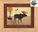 Christmas Gifts for Her - Jewelry Box 10x12 - Da Moose
