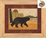 Black Bear - Jewelry Box 3 Drawer