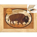Buffalo - Jewelry Box 6x8