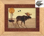 Da Moose - Jewelry Box 10x12