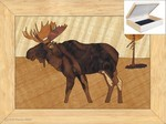 Moose Trinket Box 4x5