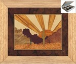 Desert Sun - Jewelry Box 10x12