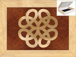Celtic Knot Trinket Box 4x5
