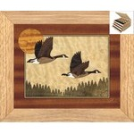 North Woods Geese - Jewelry Box 3 Drawer
