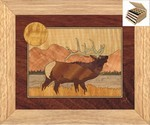 The Elk Calls - Jewelry Box 3 Drawer