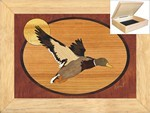 The Mallards Flight - Jewelry Box 6x8