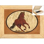 The Stallion - Jewelry Box 6x8