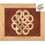 Celtic Knot - Wooden Chest 10x12